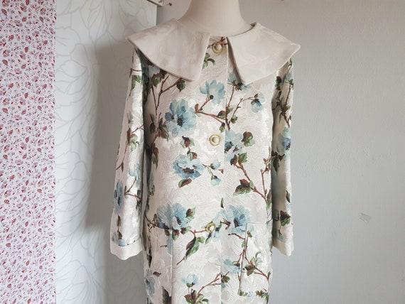 Floral Coat 60s