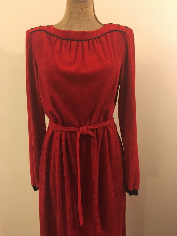 Jody T boatneck dress