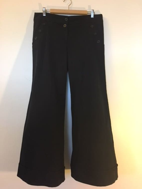 Bellbottom sailor pants