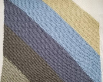 The Isaac Baby Blanket