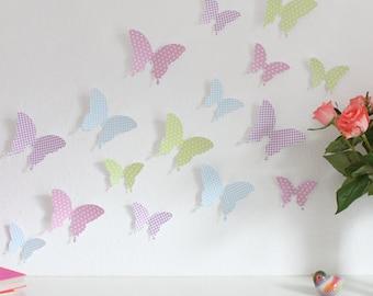3d Schmetterlinge Etsy