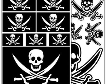 Pirates Decor Etsy
