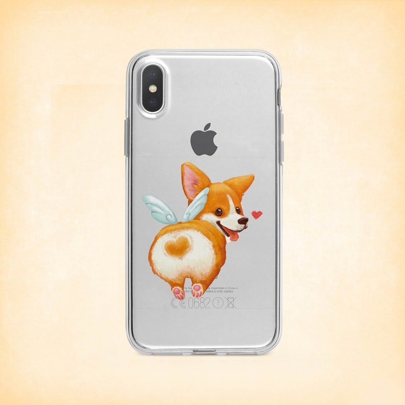 los angeles d20bf 9972e Corgi Case iPhone XR Case iPhone X Case iPhone 8 Case iPhone 8 Plus Case  Corgi iPhone 7 Case Samsung S8 Plus Case Galaxy S9 Case Note 9 Case