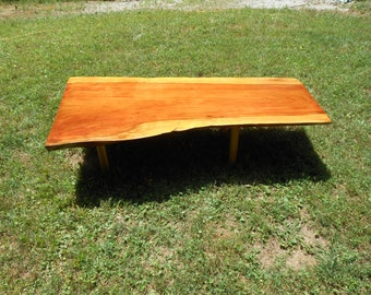Redwood Coffee Or Dining Table