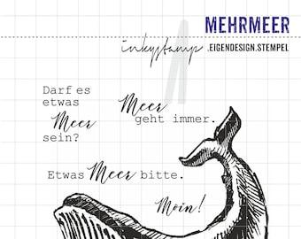 More Sea - Stamp Set
