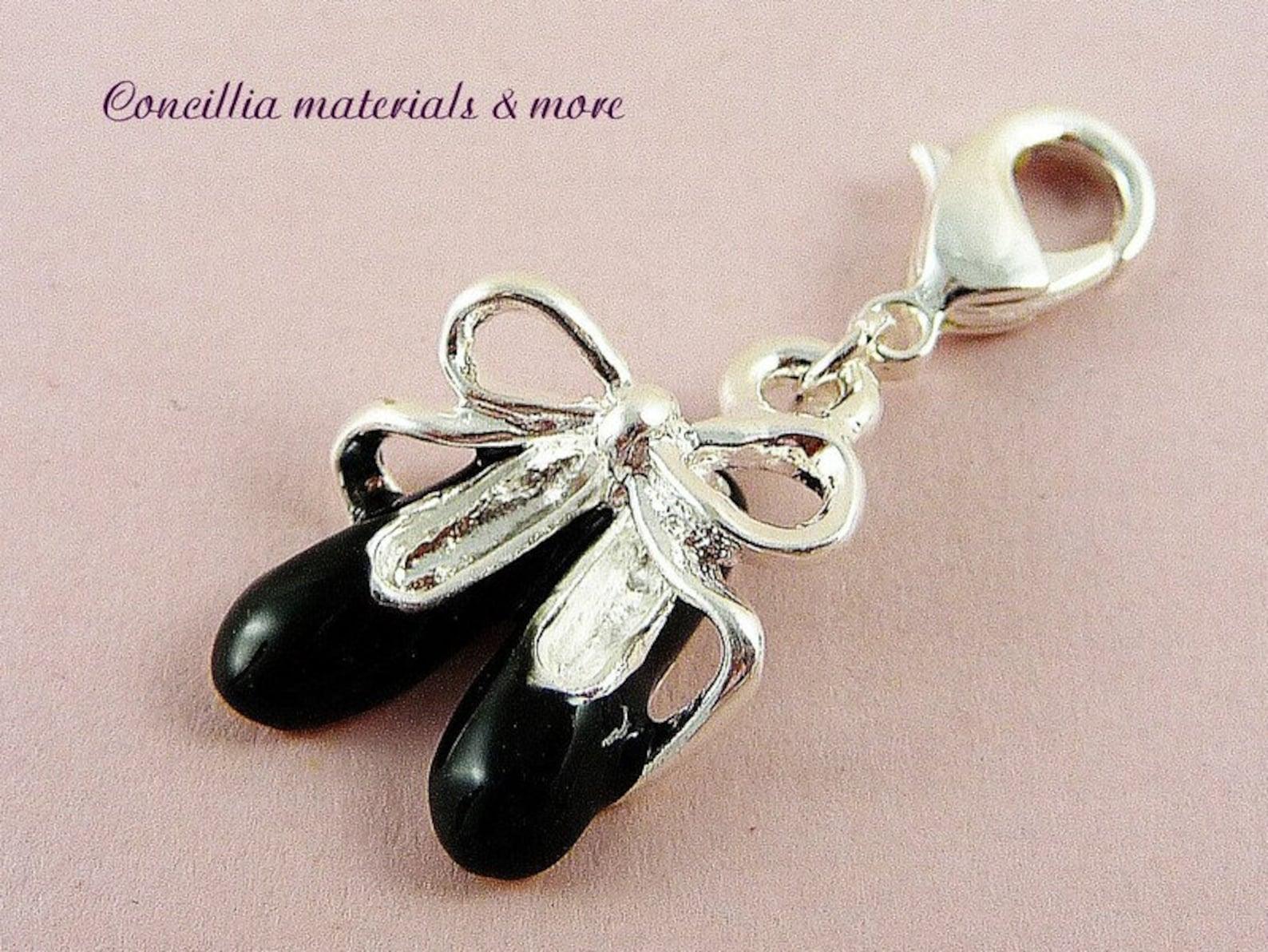 charm ballet shoes