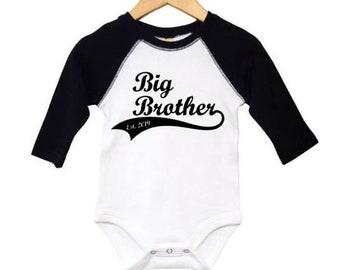 584d30408 Big brother onesie