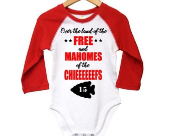 low priced 76e47 02f50 Chiefs baby   Etsy