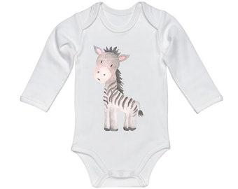 021789c00846 Zebra romper