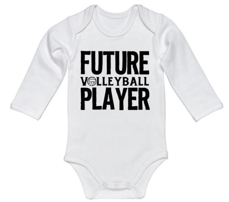 V-ball Bodysuit Volleyball Onesie Baby Volleyball Outfit V-ball Onesie Newborn Volleyball Future Volleyball Player Volleyball Bodysuit