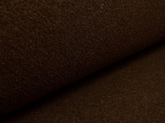 Filz Wollfilz ca 3 mm Stark moosgrün meliert Meterware Filzstoff Schurwollfilz