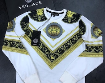 Versace Black Gold Etsy