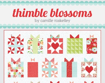 Handmade With Love Quilt Pattern from Thimble Blossoms