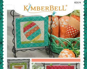 Machine Embroider By Number: Spring Collection by Kimberbell