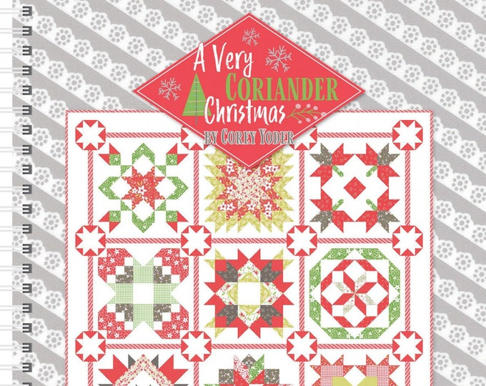 A Very Coriander Christmas by Corey Yoder