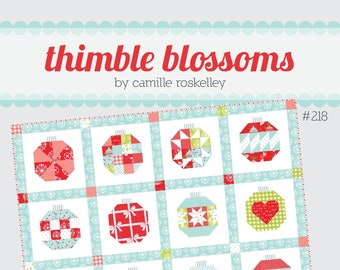 Vintage Holiday 2 from Thimble Blossoms