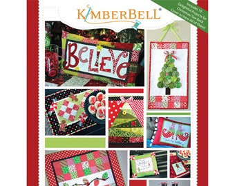 Oh, The Possibilities For Christmas! Pattern Book by Kimberbell
