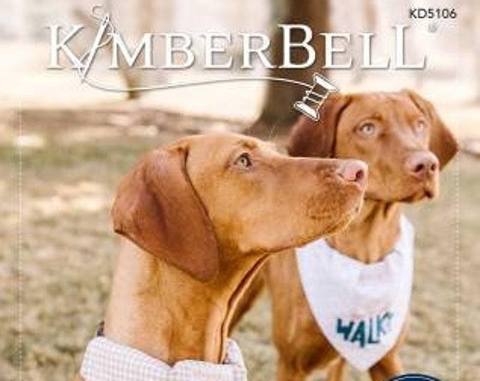 Playful Pet Kerchiefs Machine Embroidery CD by Kimberbell