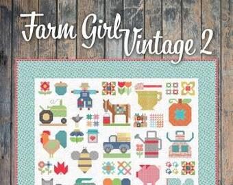 Farm Girl Vintage 2 by Lori Holt