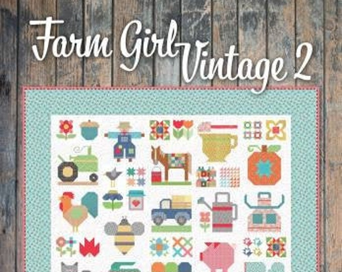 Farm Girl Vintage 2 by Lori Holt