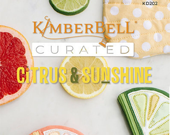 Kimberbell Curated - Citrus & Sunshine by Kimberbell