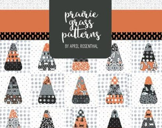 Eat Me Quilt Pattern by April Rosenthal for Prairie Grass Patterns