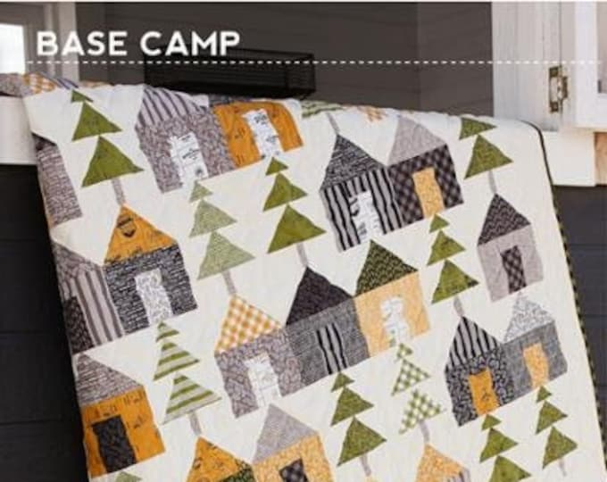 Base Camp Quilt Pattern by Sweetwater