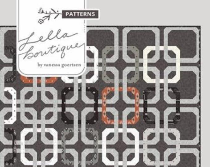 Concord Quilt Pattern by Lella Boutique