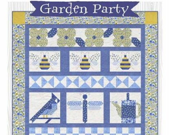 Garden Party Quilt Party by The Quilt Factory