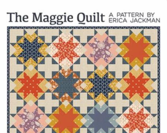 The Maggie Quilt by Erica Jackman
