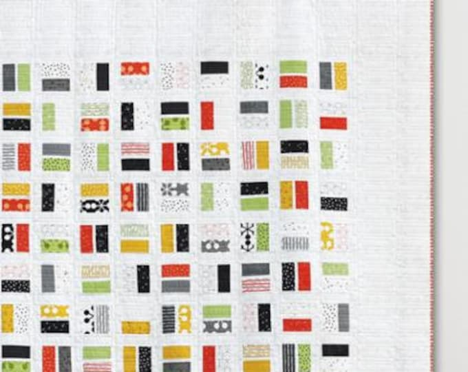 Play A Card Quilt Pattern by Zen Chic