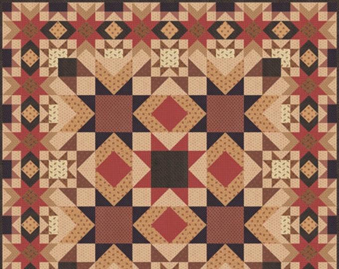 Lancaster Quilt Kit by Jo Morton for Moda