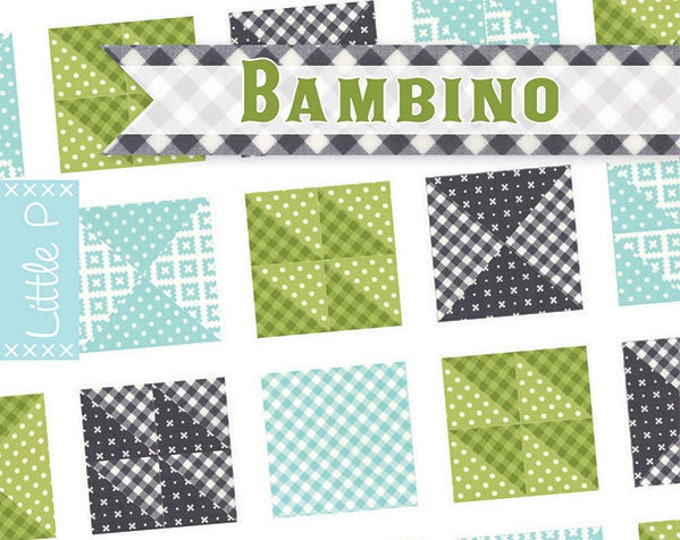 Bambino Quilt Pattern by It's Sew Emma