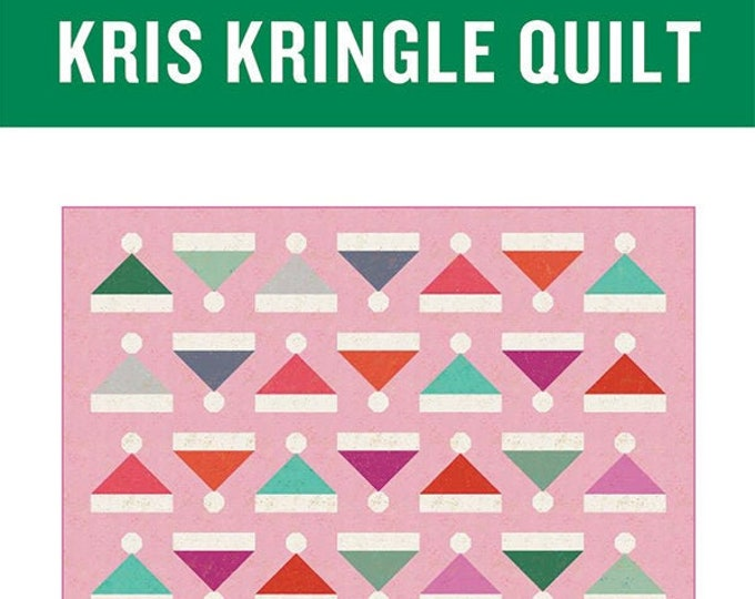Kris Kringle Quilt Pattern by Pen + Paper Patterns