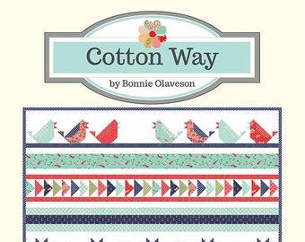 Songbird Quilt Pattern by Cotton Way
