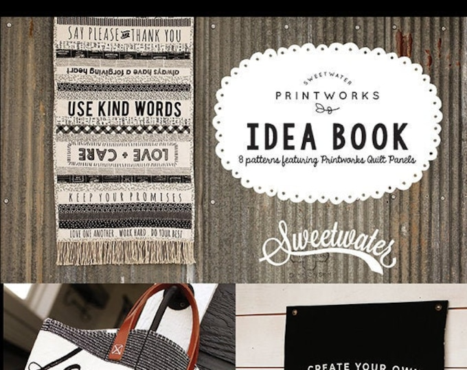 Printworks Idea Book by Sweetwater