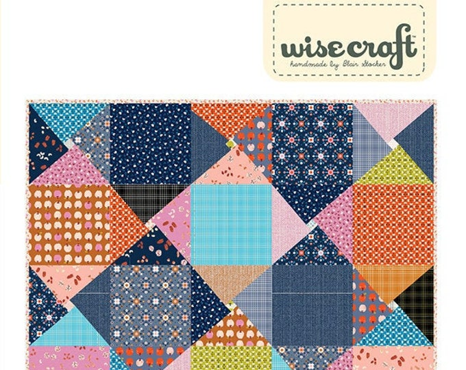 Cotillion Complete Quilt Pattern by Wisecraft