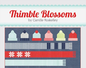 All Bundled Up Quilt Pattern from Thimble Blossoms