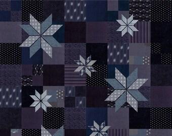 Boro Quilt Kit by Moda
