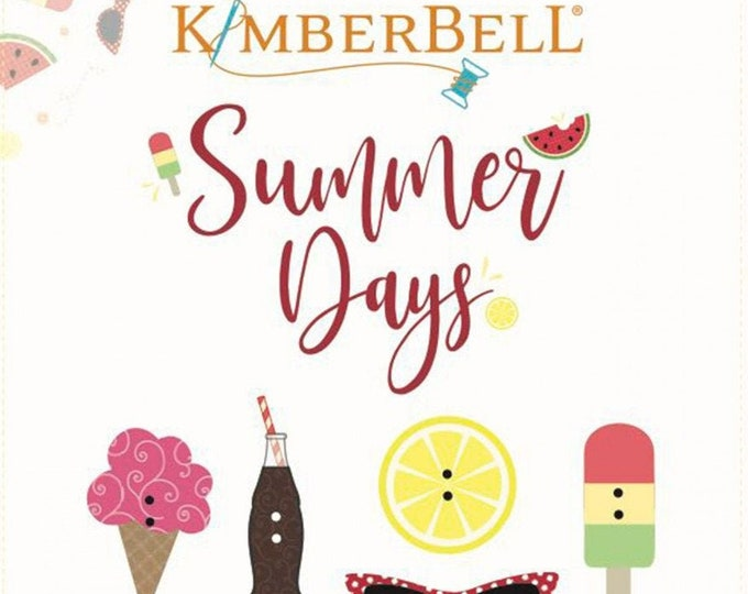 Summer Days Buttons by Kimberbell