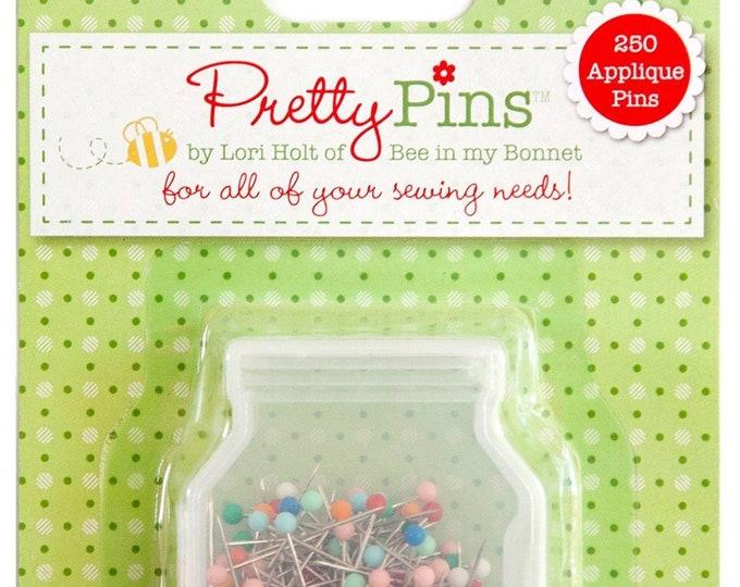 Pretty Pins by Lori Holt 250 Applique Pins