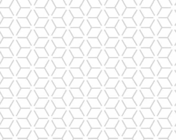 Kimberbell Basics White Connected Stars
