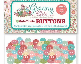 Granny Chic Cute Little Buttons by Lori Holt