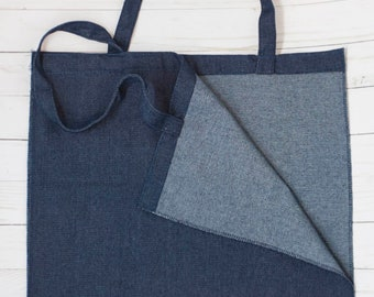 Denim Tote by Kimberbell
