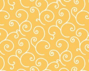 Kimberbell Basics Scroll Yellow