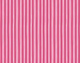 Kimberbell Basics Pink Little Stripe
