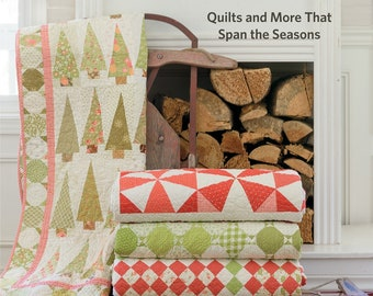 Countdown To Christmas by Susan Ache Quilt Pattern Book