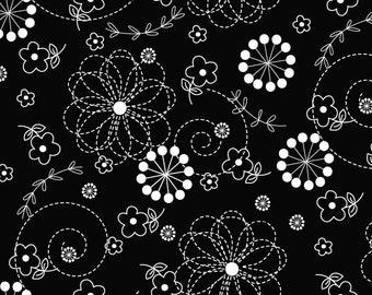 Kimberbell Basics Black Doodles