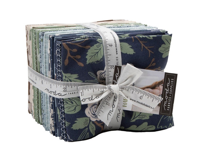 Featured listing image: Harvest Road Fat Quarter Bundle by Lella Boutique for Moda