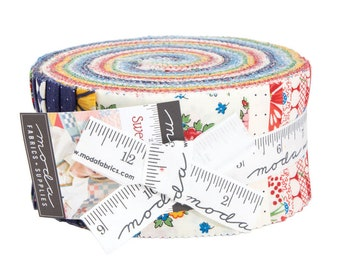 FREE SHIPPING Sweet Harmony Jelly Roll by American Jane for Moda